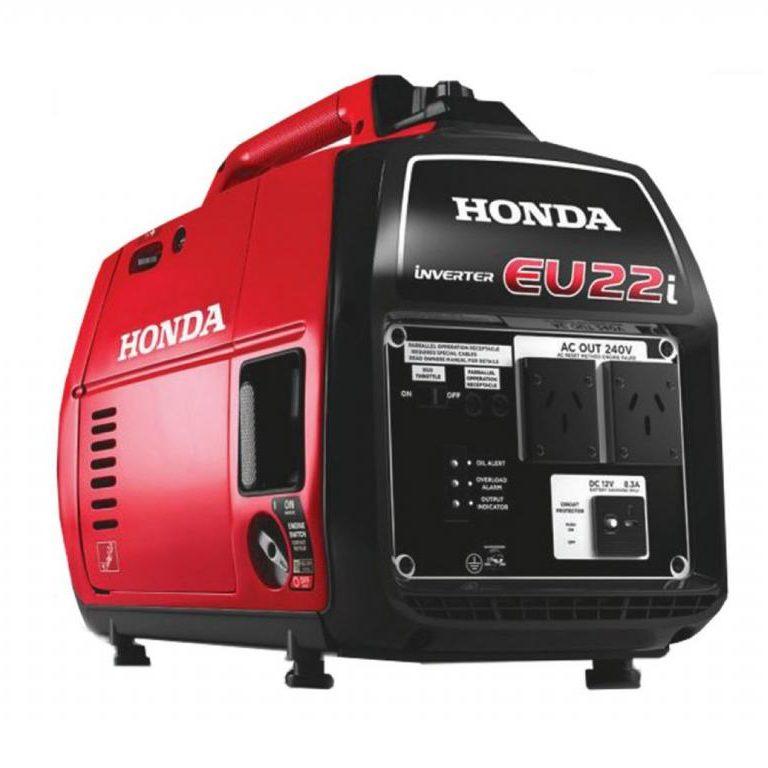 2kVA Generator Honda EU22i inverter generator 2200w