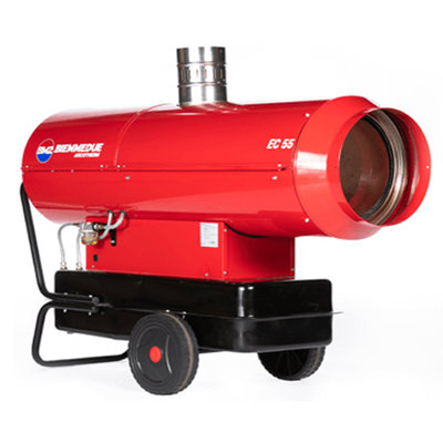 Space Diesel Heater Arcotherm EC55