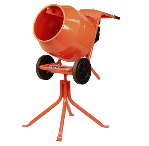 Portable Concrete Mixer Barrow Belle