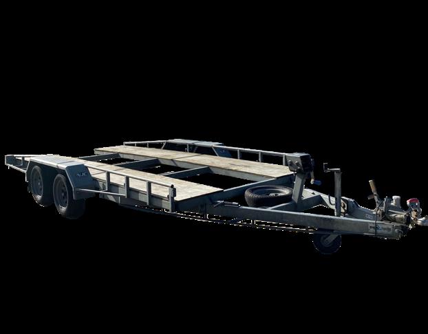 NJC Car Transporter Trailer