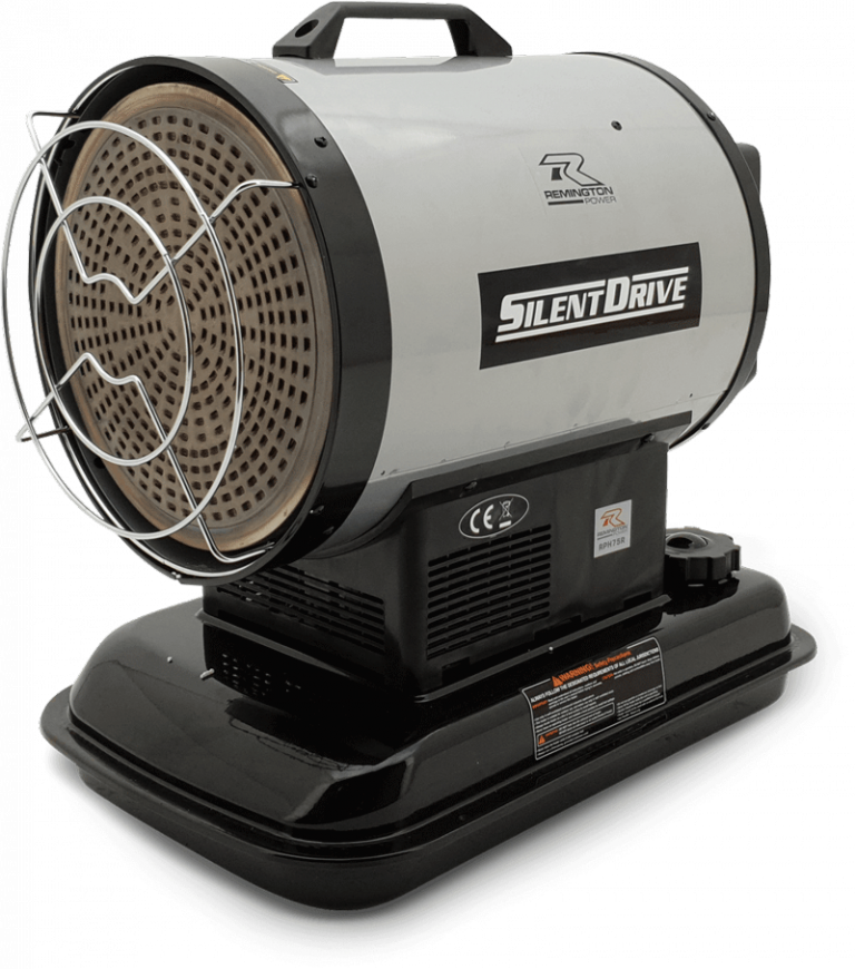 Small Infrared Diesel Heater RPH75