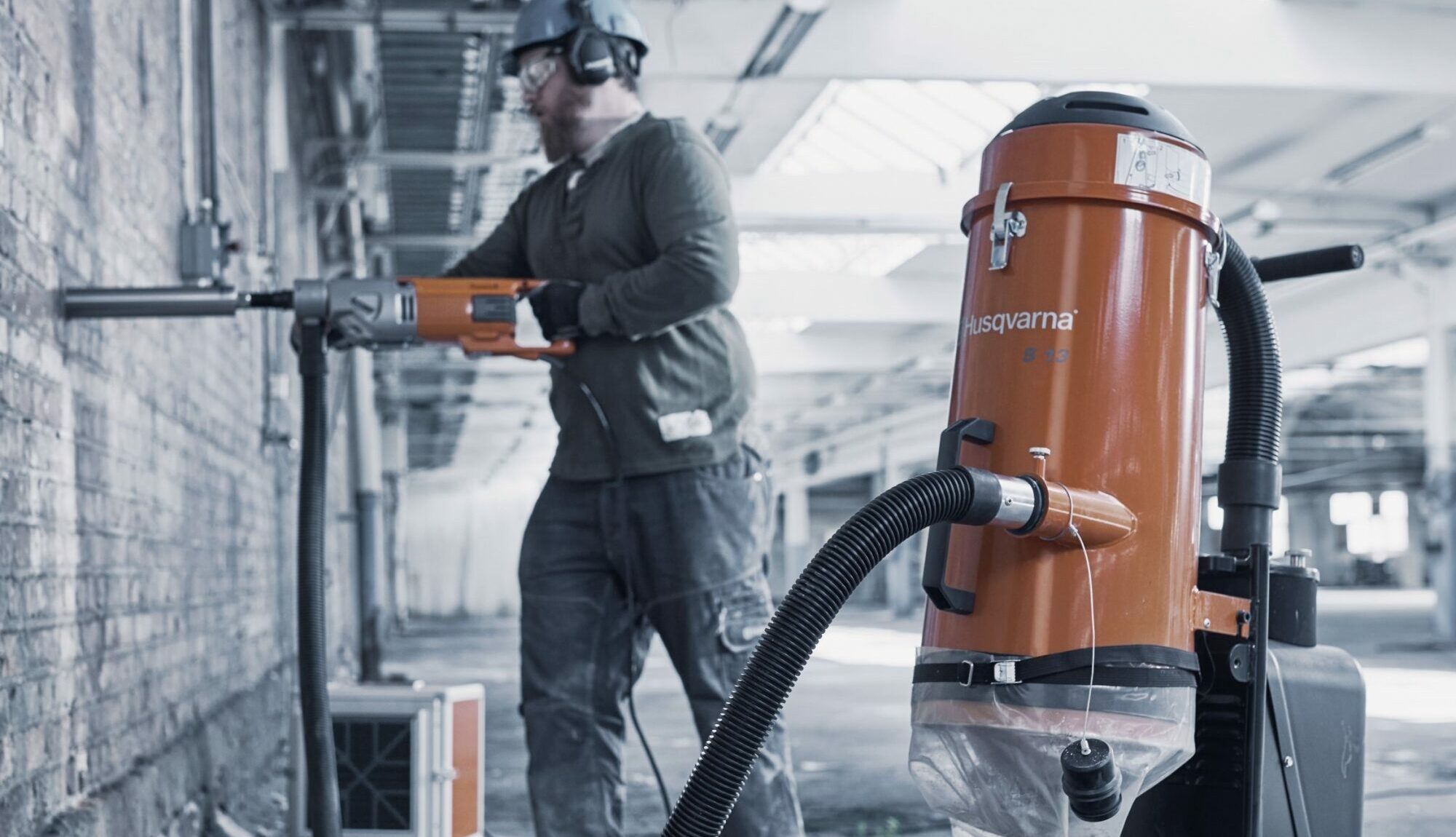 S13 H Class Dust Extractor Collector